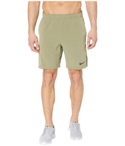Nike Flex 2.0 Plus (Cargo Khaki/Heather/Black) Men