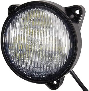 HELLA 1G0 996 476 131 LED Arbeitsscheinwerfer   Modul 70 Gen. IV   12/24V   2500lm   Einbau   Bodenausleuchtung   Kabel: 2000mm   Stecker: offene Kabelenden