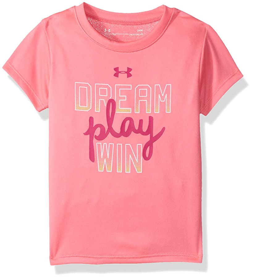 Under Armour Girls' Baby Attitude Ss Tee Shirt
