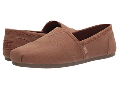 BOBS from SKECHERS Bobs Plush Beyond Dreams (Chestnut) Women