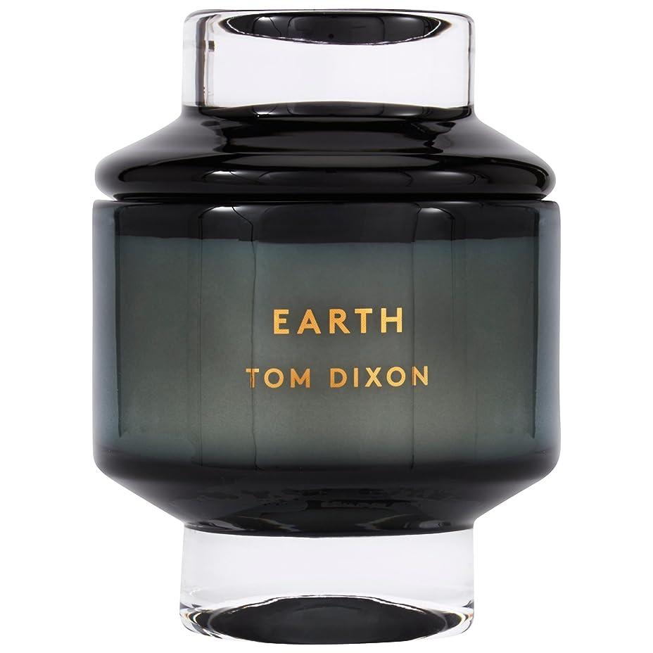 マット飼いならすドルトムディクソン地球大の香りのキャンドル x6 - Tom Dixon Earth Scented Candle Large (Pack of 6) [並行輸入品]