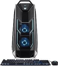 Acer Predator Orion 9000 Desktop, Intel Extreme i9-7980XE 18-Core, Liquid-Cooled, NVIDIA Geforce RTX 2080 Ti 11GB, 64GB DDR4 RAM, 512GB PCIe NVMe SSD, 2TB, Win 10, PO9-900-I9K2080Ti