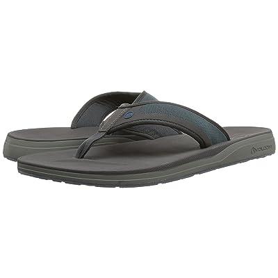 Volcom Ventilator Sandal (Blue Combo) Men