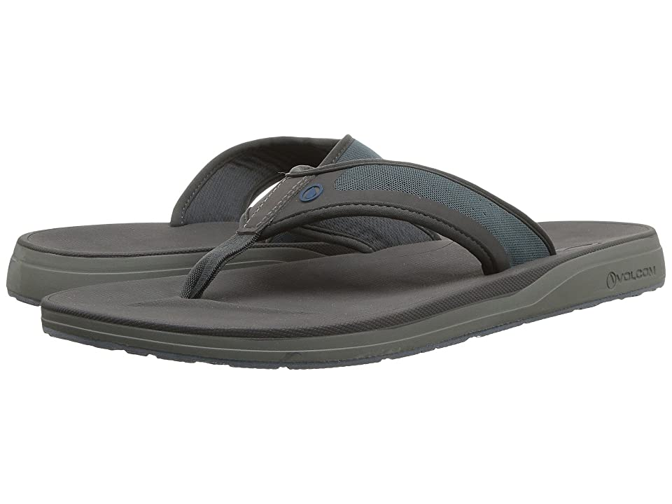 Volcom Ventilator Sandal (Blue Combo) Men