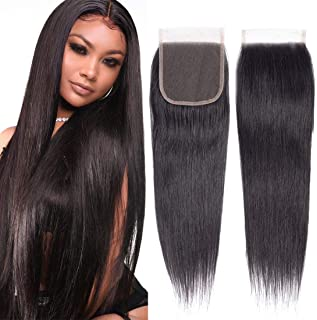 Best synthetic lace closure piece Reviews