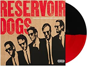 Reservoir Dogs Soundtrack Red & Black Split Vinyl