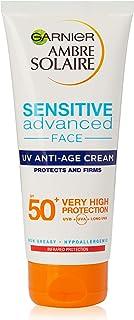 Garnier Ambre Solaire Sensitive Anti Ageing Hyaluronic Acid
