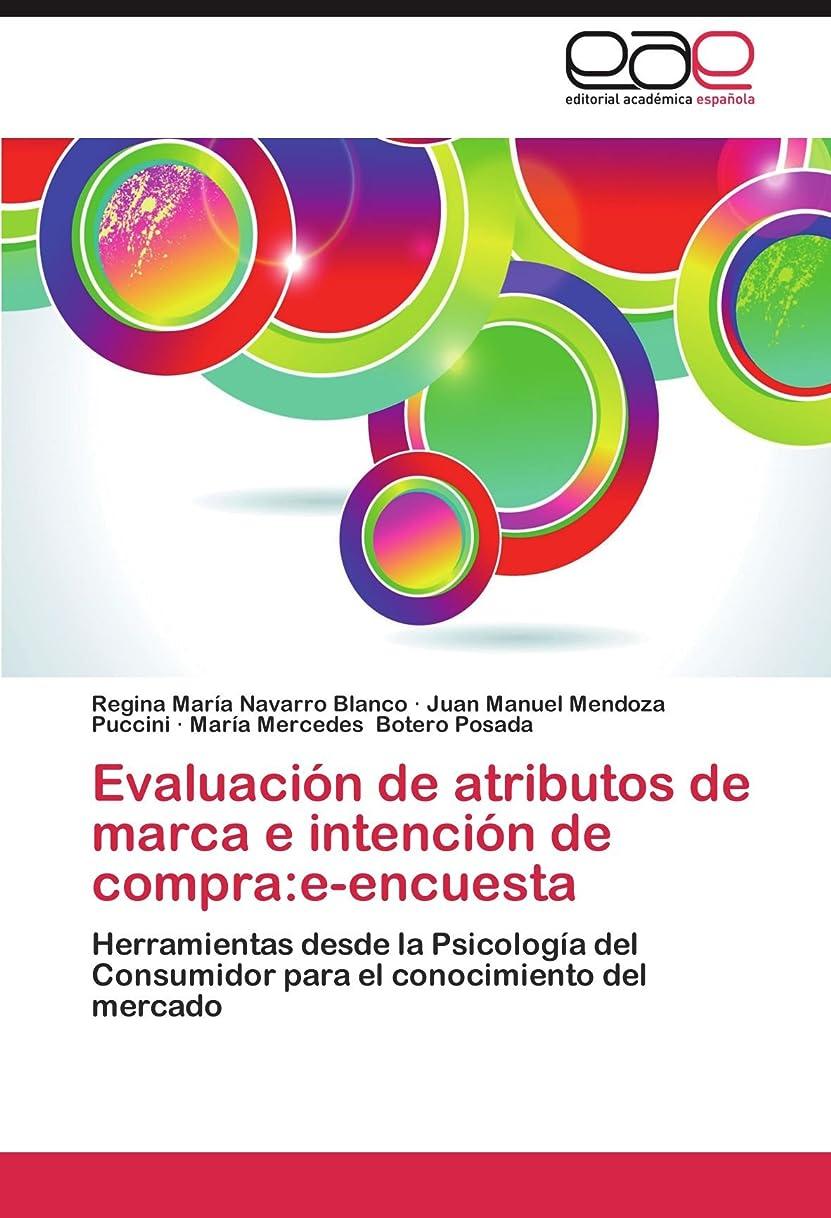 請求書パイプインデックスEvaluacion de Atributos de Marca E Intencion de Compra: E-Encuesta