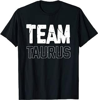 Best team taurus t shirts Reviews
