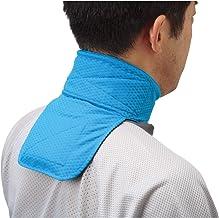 暑さ、熱中症予防に、首筋と背中のツボを保冷剤で冷やす「クールビット・クールレジャー」品番;HCN-CL