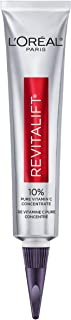 Vitamin C Serum by L'Oreal Paris Skin Care, Revitalift Derm Intensives 10% Pure Vitamin C Serum for Radiant & Brighter Ski...