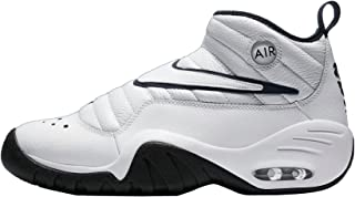 Nike Air Shake NDestrukt White/White-Midnight Navy (9 D(M) US)