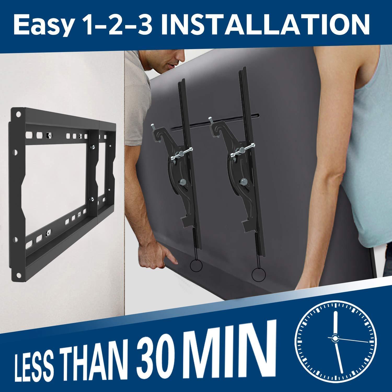 Soporte de pared para televisores de 32 a 80 pulgadas, LED, LCD ...