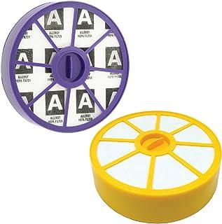 SPARES2GO y Post Motor de filtro premotor lavable Allergy Kit de filtro HEPA para Dyson DC19DC20DC29aspiradora
