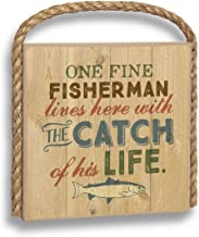 product image for Imagine Design One fine Fisherman Great Outdoors Plaque