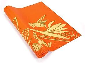Wai Lana Yogi Hawaiian Paradise Mat, Orange