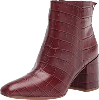 Franco Sarto Women's Tina2 Ankle Boot, Rust, 10
