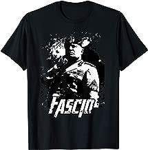 ll duce fascismo me ne frego t shirt