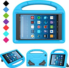 Kids Case for Fire HD 8 - TIRIN Light Weight Shock Proof Handle Kid-Proof Cover Kids Case for Amazon Fire HD 8 Tablet (7th...