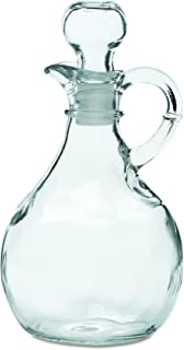 Anchor Hocking 980R 3-1/2 Inch Diameter x 6-1/2 Inch Height, 10-Ounce Presence Cruet with Stopper (Case of 6)
