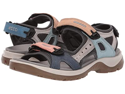 ECCO Sport Offroad Sandal (Multicolor) Women