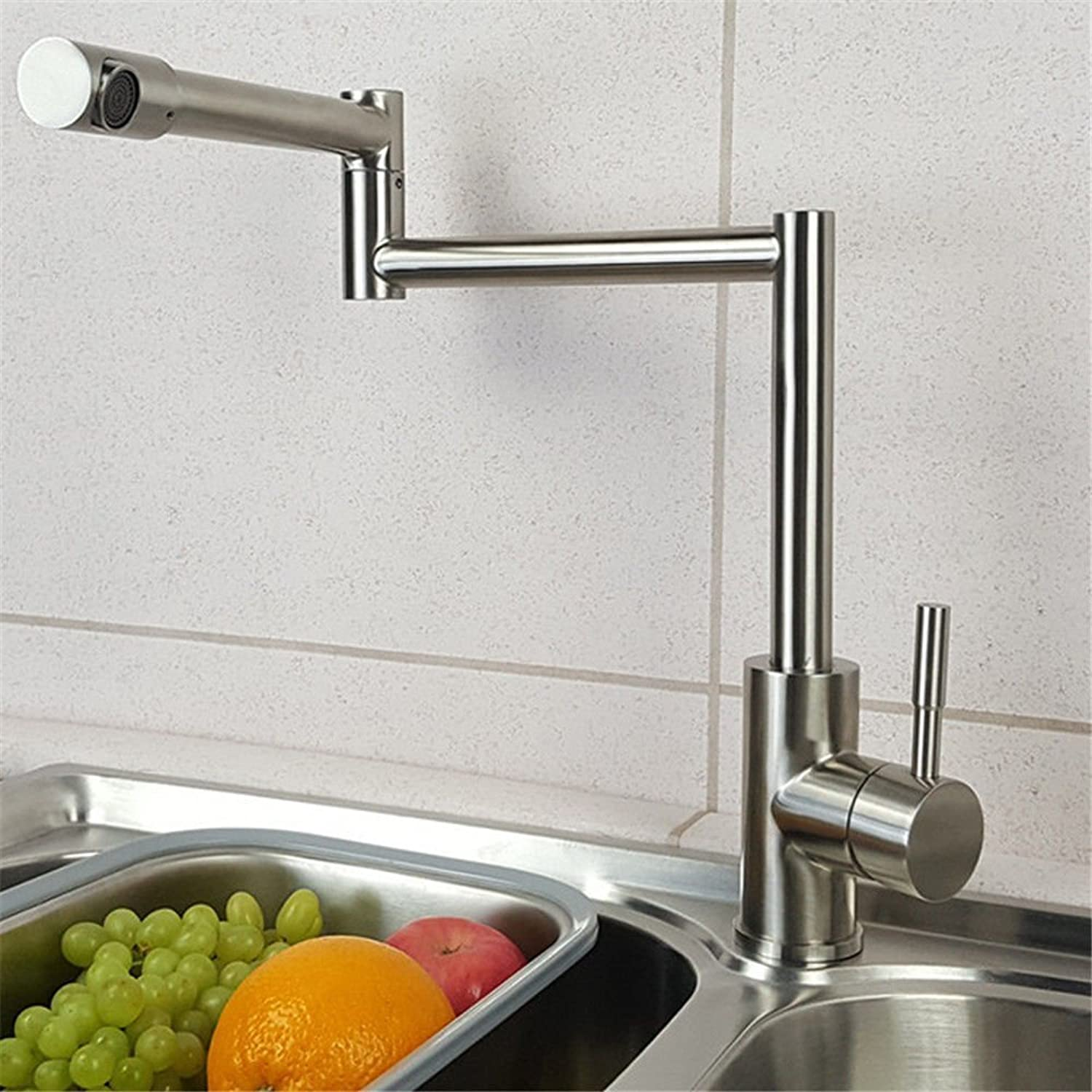 Gyps Faucet Basin Mixer Tap Waterfall Faucet Antique Bathroom Mixer Bar Mixer Shower Set Tap antique bathroom faucet The modern folding 304 stainless steel 360 degree redation and cold water Sinks Fau