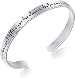 Bracelet Gifts for Mother from Children Mother's Day Jewelry from Daughter Son