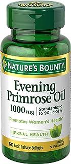 Nature's Bounty Primrose Oil Pills, 1000mg 60Ct