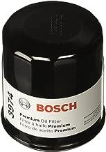 Bosch Automotive 3974 Premium Oil Filter 3974 Subaru: 2003-2006 Baja, 2016-2019 Forester, 2000-2018 Impreza, Legacy, 2000-2019 Outback, 2015-2019 WRX STI, 2013-2015 XV Crosstrek