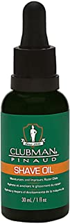 Clubman Pinaud Shave Oil 1 oz (Pack of 3)