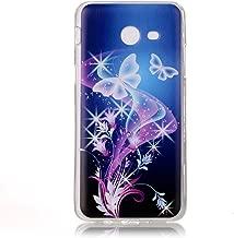 Galaxy J7 Perx Case, Galaxy J7 Sky Pro Case, Galaxy J7 V 2017 Case,Jenny Shop Lightweight Slim Thin Tpu Gel Skin Flexible Soft Rubber Bumper Protective Case Cover for Samsung Galaxy J7 2017