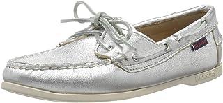Sebago Jacqueline Metal W, Chaussures Bateau Femme