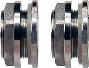 stainless steel bulkhead fittings npt