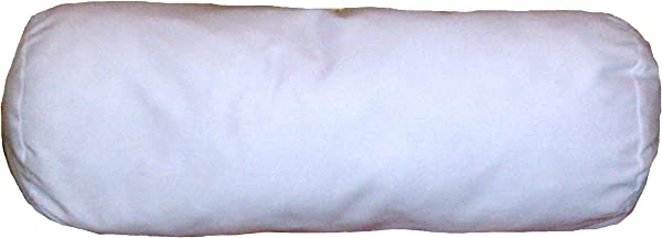 6x19 Inch Bolster Cylindrical Pillow Insert Form
