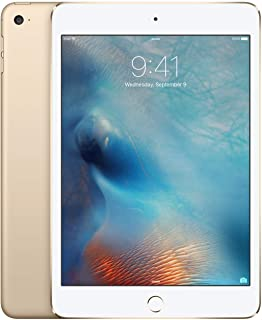 "Apple iPad Mini 7.9"" (4th Gen), Wi-Fi, 128GB, Gold [With Facetime]"