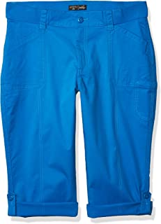 Riders by Lee Indigo Women's Cargo Pocket Skimmer Pant