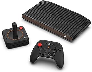 Atari VCS Black Walnut All In One Bundle