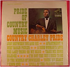 Charley Pride Near Mint Stereo Lp - Pride Of Country Music / Country Charley Pride - RCA Victor Records 1967