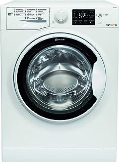 Bauknecht WATK Pure 96G4 DE Waschtrockner / EEK A / 9kg Waschen / 6kg Trocknen / 1400 UpM / Nachlegefunktion / Mengenautomatik / Mehrfachwasserschutz / SteamCare Knitterschutzprogramme
