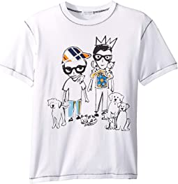 Stylist T-Shirt (Big Kids)