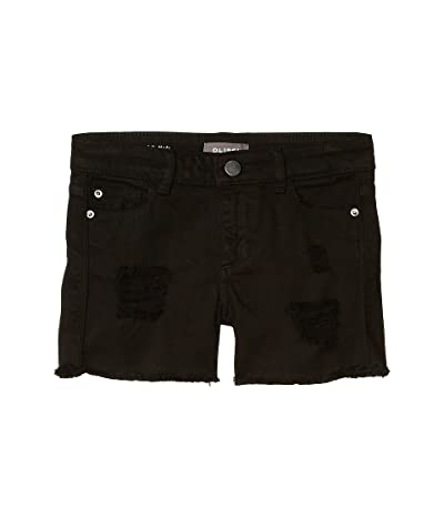 DL1961 Kids Lucy Cutoffs Shorts in Late Night (Big Kids) (Late Night) Girl