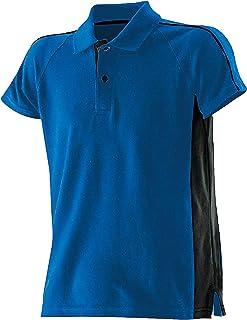 Finden & Hales Kids Sports Polo T-Shirt