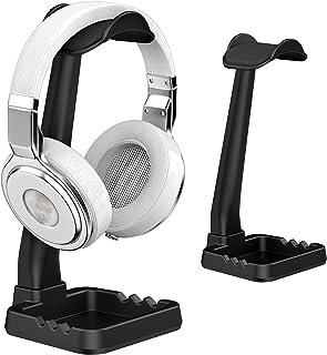 Universal Kopfhörerständer Aufhänger mit Handyhalter für Sony Bose Shure Jabra JBL AKG TATEGUARD Gaming-Headset und Headse...