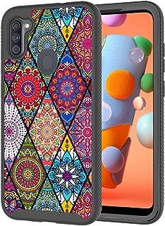 LEXNEC Case for Samsung Galaxy A11,Samsung A11 / -A115F Design Cute Case,Full Hybrid Dual Layer Armor Protective Girls Wom...