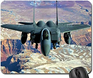Mouse Pad - Fighter Aircraft Aircraft Fighter F-15 Jet Flying