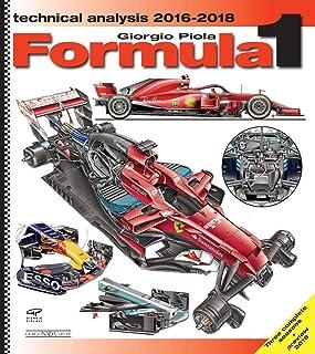 Formula 1 2016-2018. Technical analysis (Tecnica auto e moto)