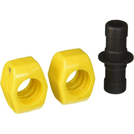 """1//2/"""" - 5//8/"""" Joint repairer in Bi-Material for plastic hose Ø 12-15 MM ."""