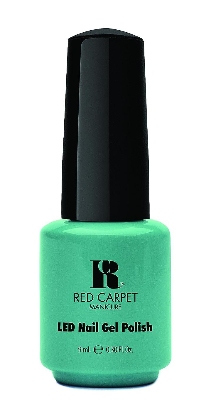 リッチ香り正当化するRed Carpet Manicure - LED Nail Gel Polish - A New York Minute - 0.3oz / 9ml