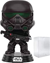 Star Wars: Rogue One - Imperial Death Trooper Funko Pop! Vinyl Figure (Includes Compatible Pop Box Protector Case)