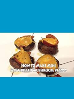 Keto Mushroom Pizza Recipe